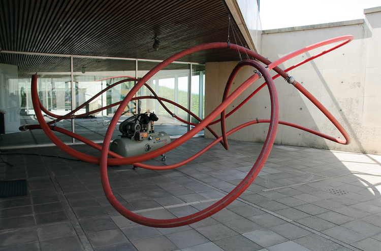 Pressurizing, Museum Beelden aan Zee